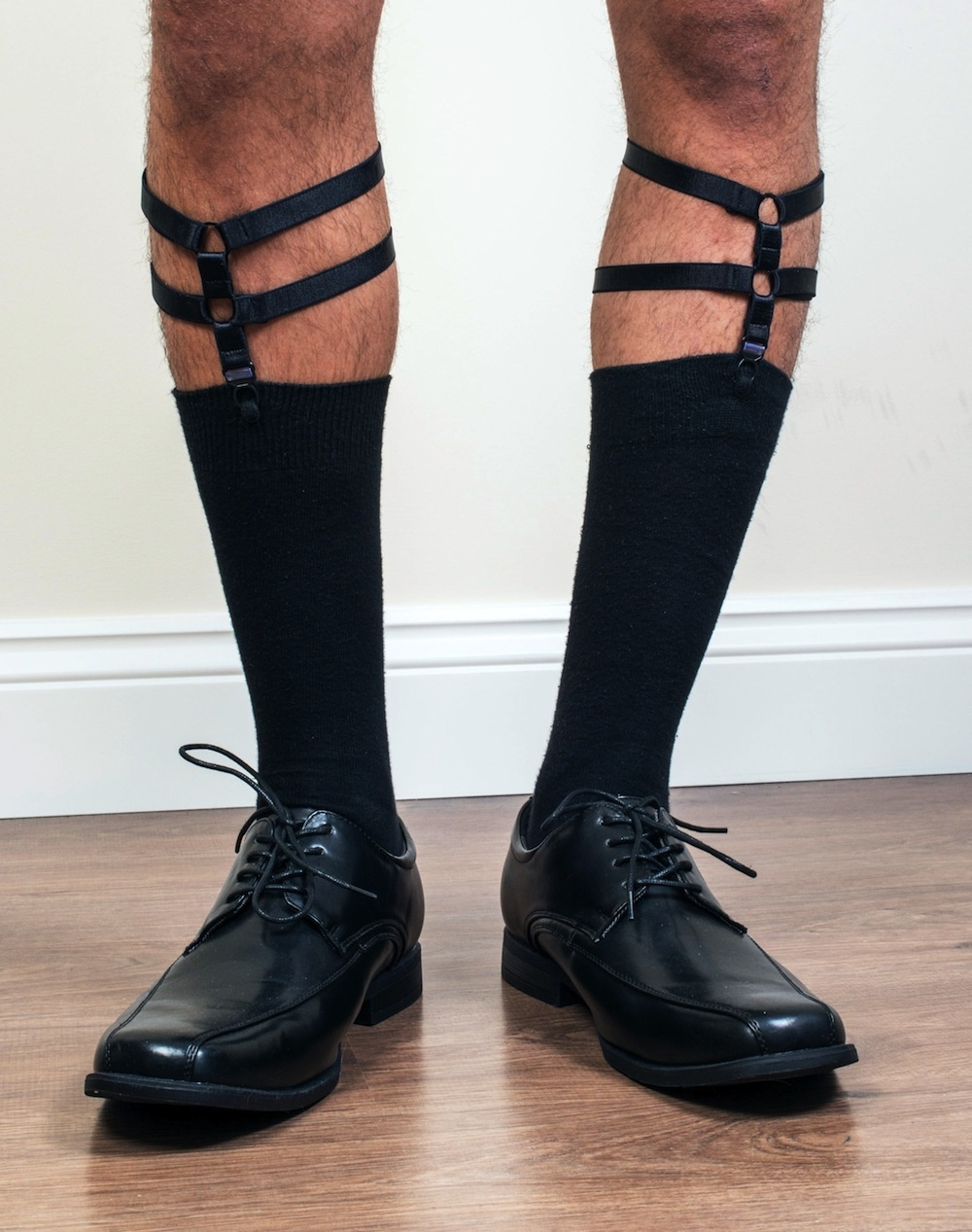 c0b9930e1a2 ... the calf socks were once the only reliable way to keep your socks from  pooling around your ankles. But as sock manufacturing improved